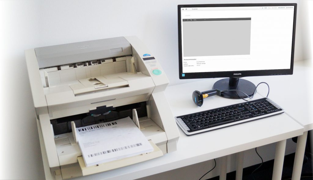 scandoc Digitalisierung Arbeitsplatz